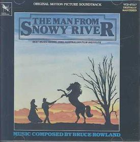 Man from Snowy River - (Import CD)