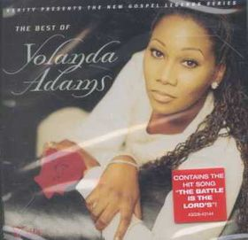 Yolanda Adams - Best Of Yolanda Adams (CD)