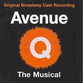 Avenue Q (Ocr) - (Import CD)