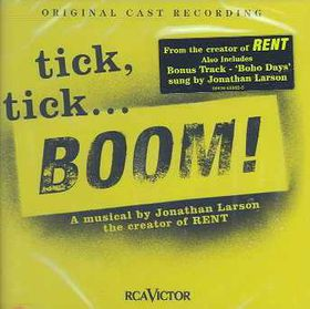 Tick Tick...Boom!-Original Cast - (Import CD)