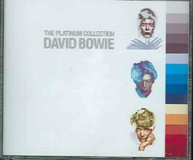 Bowie, David - Platinum Collection (CD)