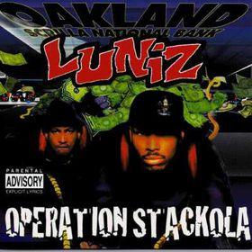 Luniz - Operation Stackola (CD)