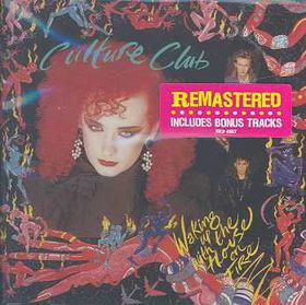 Culture Club - Waking Up With The House On Fire (CD)