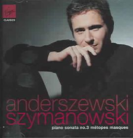 Anderszewski Piotr - Piano Sonata (CD)