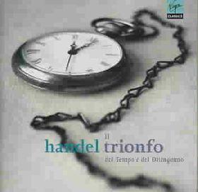 Dessay Natalie/haim Emma - Il Trionfo Del Tempo (CD)