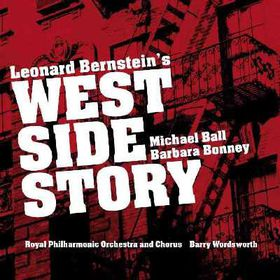 Leonard Bernstein - West Side Story (CD)