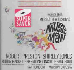 Music Man (OST) - (Import CD)
