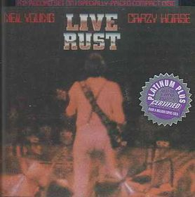 Neil Young - Live Rust (CD)
