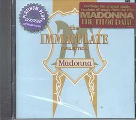 Madonna - Immaculate Collection (CD)