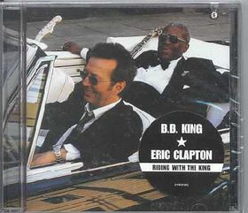 Eric Clapton - Riding With The King (CD)