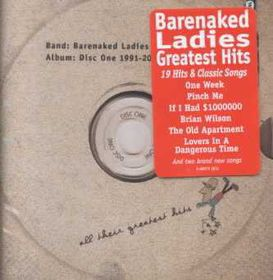 Barenaked Ladies - All Their Greatest Hits 1991-2001 (CD)