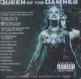 Original Soundtrack - Queen Of The Damned (CD)