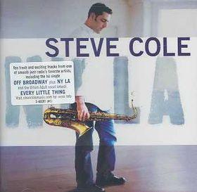 Steve Cole - Steve Cole (CD)