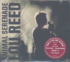 Lou Reed - Animal Serenade - Live (CD)