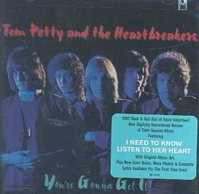 Tom Petty - You're Gonna Get It (CD)