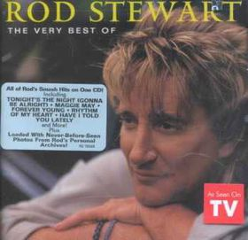 Voice:Very Best of Rod Stewart - (Import CD)