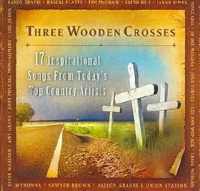Three Wooden Crosses - (Import CD)
