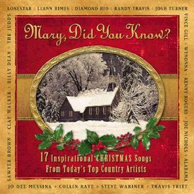 Mary Did You Know:17 Inspirational Ch - (Import CD)