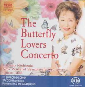 Chen Gang - Super Audio - Butterfly Lover'S Concerto;Judd