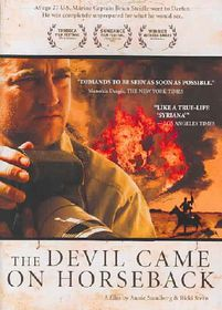 Devil Came on Horseback - (Region 1 Import DVD)