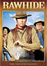 Rawhide:Second Season Vol 2 - (Region 1 Import DVD)