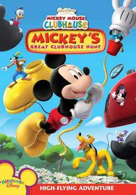 Mickey's Great Clubhouse Hunt (DVD)