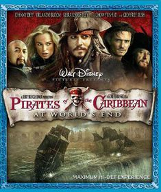 Pirates Of The Caribbean 3 At Worlds End - (Import Blu-ray Disc)