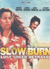 Slow Burn - (Region 1 Import DVD)
