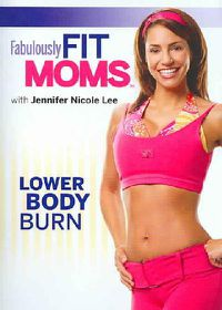 Fabulously Fit Moms:Lower Body Burn - (Region 1 Import DVD)