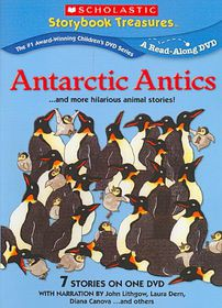 Antarctic Antics...And More Hilarious Animal Stories - (Region 1 Import DVD)
