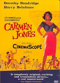 Carmen Jones - (Region 1 Import DVD)