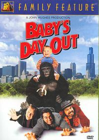 Baby's Day Out - (Region 1 Import DVD)