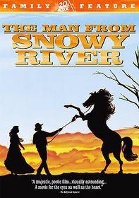 Man from Snowy River - (Region 1 Import DVD)