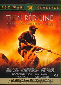 Thin Red Line - (Region 1 Import DVD)