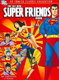 All-New Superfriends Hour: Season 1 Vol 1 - (Region 1 Import DVD)