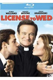 License to Wed - (Region A Import Blu-ray Disc)
