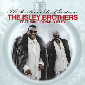Ronald Isley - I'll Be Home For Christmas (CD)