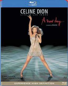 Celine Dion: A New Day - Live in Las Vegas - (Import Blu-ray Disc)