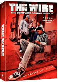 Wire:Complete Fourth Season - (Region 1 Import DVD)