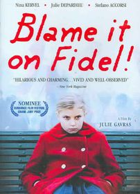 Blame It on Fidel - (Region 1 Import DVD)