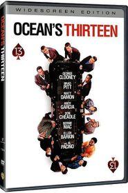 Ocean's Thirteen - (Region 1 Import DVD)