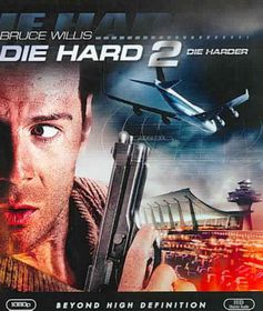 Die Hard 2:Die Harder - (Region A Import Blu-ray Disc)