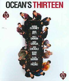 Ocean's Thirteen - (Region A Import Blu-ray Disc)