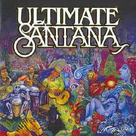 Ultimate Santana - (Import CD)
