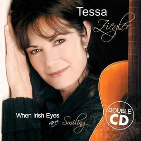 Ziegler Tessa - When Irish Eyes Are Smiling (CD)