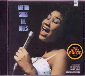 Franklin Aretha - Aretha Sings The Blues (CD)