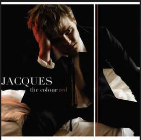 Jacques (aka Jacques Terre'blanche) - The Colour Red (CD)
