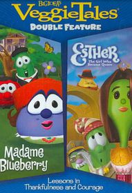 Veggie Tales:Madame Blueberry/Esther - (Region 1 Import DVD)