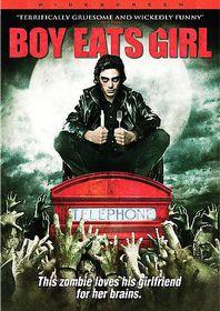 Boy Eats Girl - (Region 1 Import DVD)