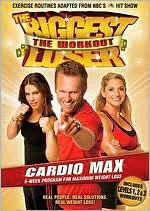 Biggest Loser Cardio Max - (Region 1 Import DVD)